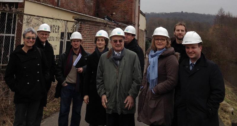 Site de l'usine Audresset : nous préparons l'avenir