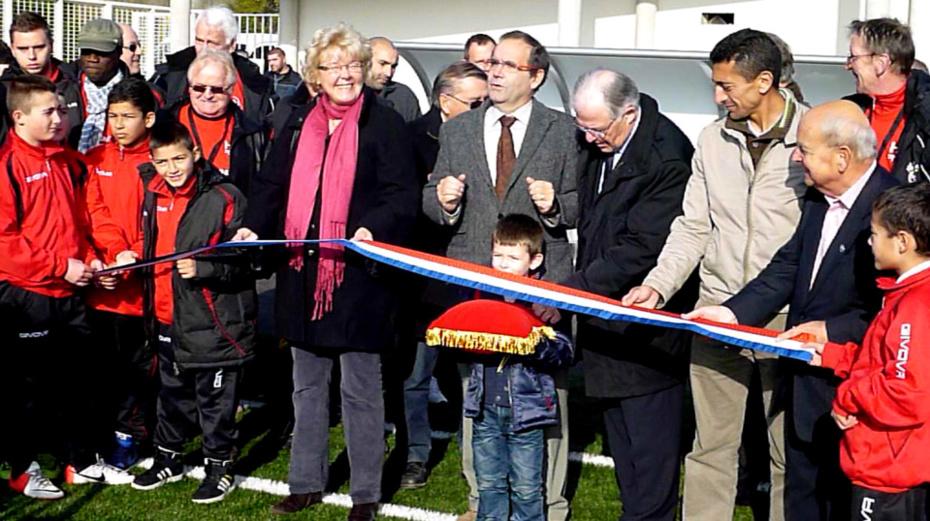 Bravo Louviers ! Jour de fête pour le foot...