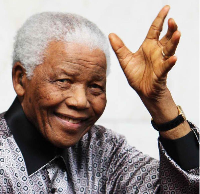 Une place de Louviers portera le nom de Nelson Mandela