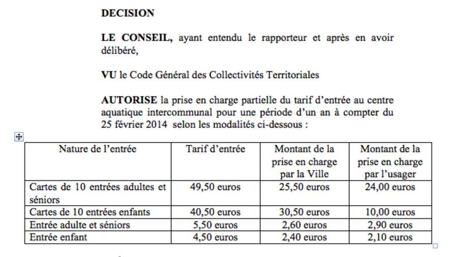 Louviers un tarif de r ve pour la nouvelle piscine - Horaire piscine louviers ...
