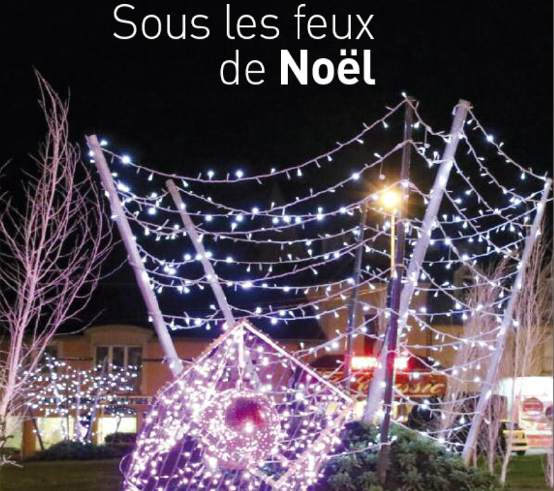 Noël place Thorel. C'était avant...