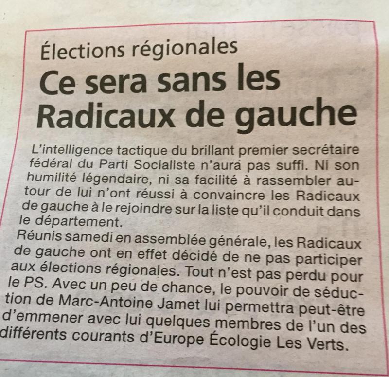 Article d'Eure Infos, Evreux