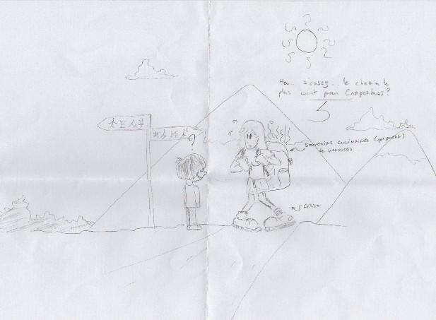 Retour du pays du soleil levant... souvenir après le WOC au Japon en 2006