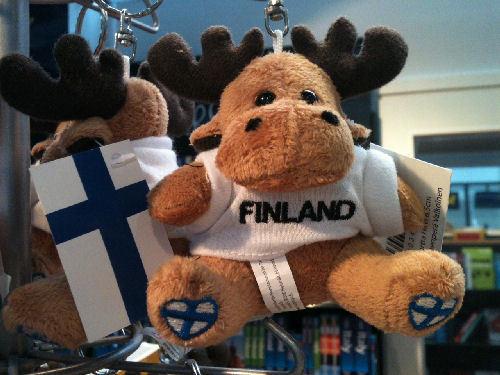Le petit air de la Finlande...