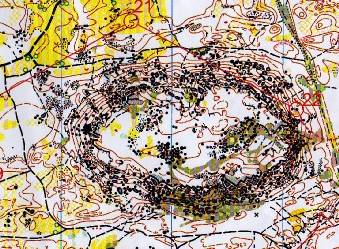 Régionale Moyenne Distance à Larchant