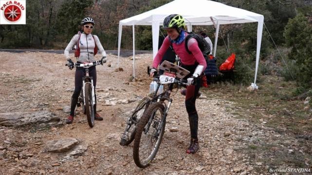 PACARAID : deux traileuses (dont une orienteuse quand même) sur un raid multisport