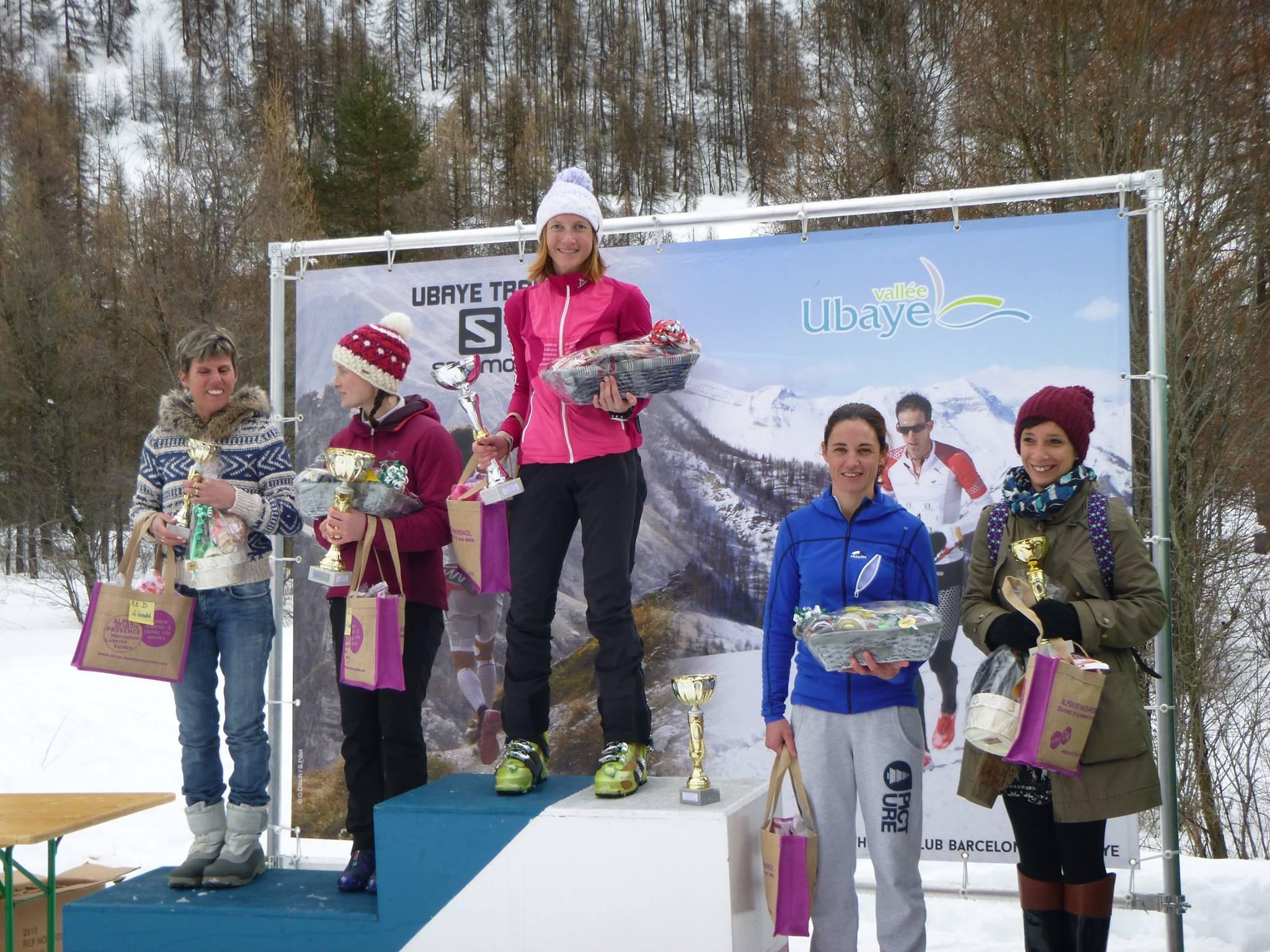 Snow Trail Ubaye Salomon : Victoire sur le 22 km !