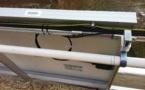 EC Solar installe des gardes corps photo voltaïque sur une école de POISSY SUR SEINE