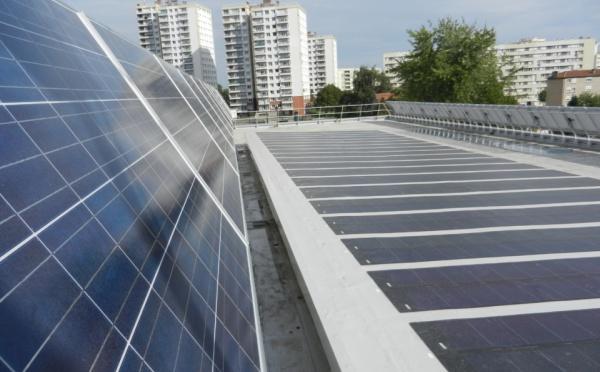Chantier EC Solar Epinay sur Seine, Théatre MTD.