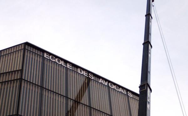 EC Solar SAS et TOTAL ENERGIE solarisent en auto consommation l'Ecole Française du Barreau