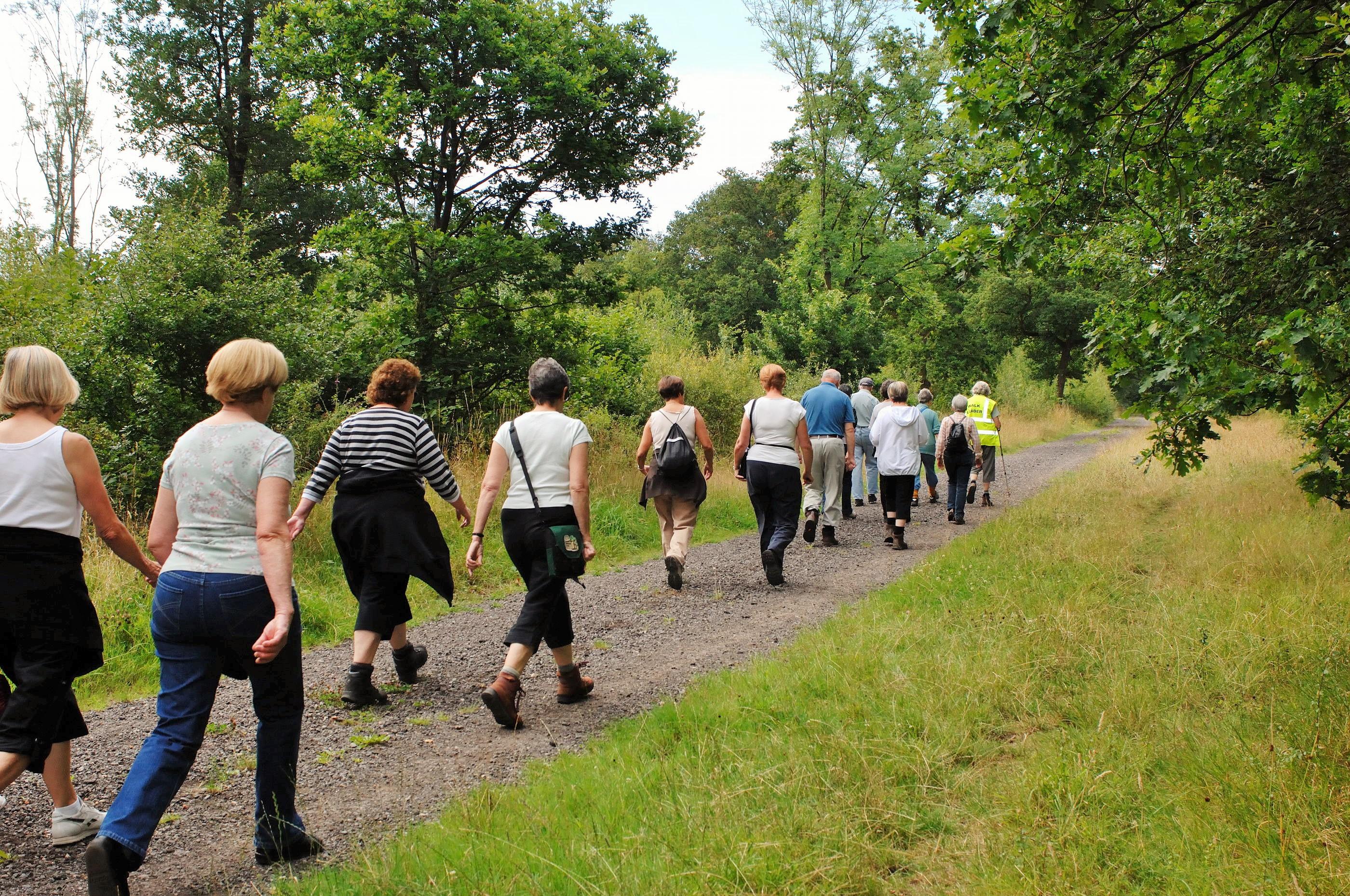 La marche rapide peut augmenter votre espérance de vie