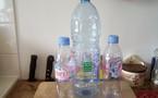 Renoncez vite à l'eau en bouteille