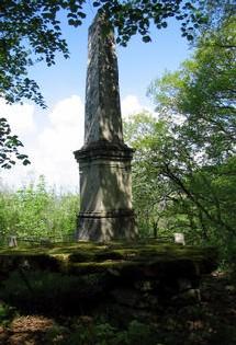 UN SITE HISTORIQUE POUR LE VILLAGE DE CRÉPAND, en marche vers la colonne des Garibaldiens