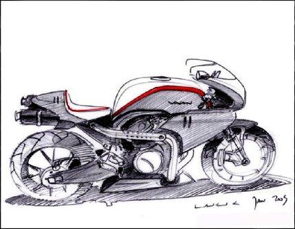 La moto VOXAN