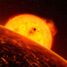 Most Earthlike Exoplanet Started out as Gas Giant