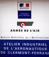 Visite Atelier Industriel de l'Aéronautique de Clermont-Ferrand - AIA Clermont-Ferrand