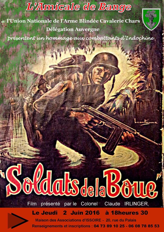 CONFÉRENCE/ FILM «Soldats de la boue»