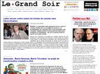 Le grand soir. Journal militant d'information alternative.