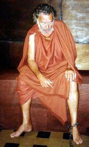 Socrate dans sa prison, Criton