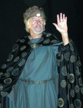 Tirésias  Oedipe Roi
