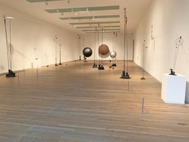 Tate Modern, Londres, consacre une rétrospective de l'oeuvre de Takis