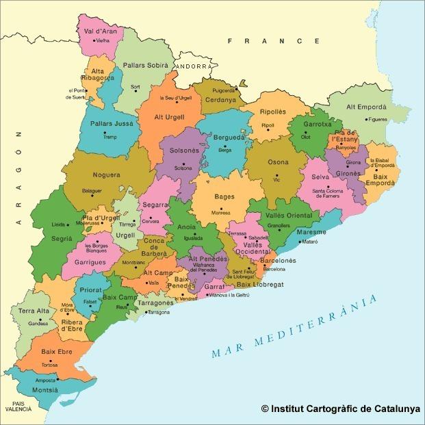 La Catalogna