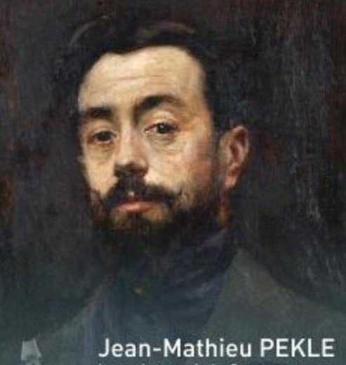 Jean Mathieu Pekle , un artista còrso, romano e parigino