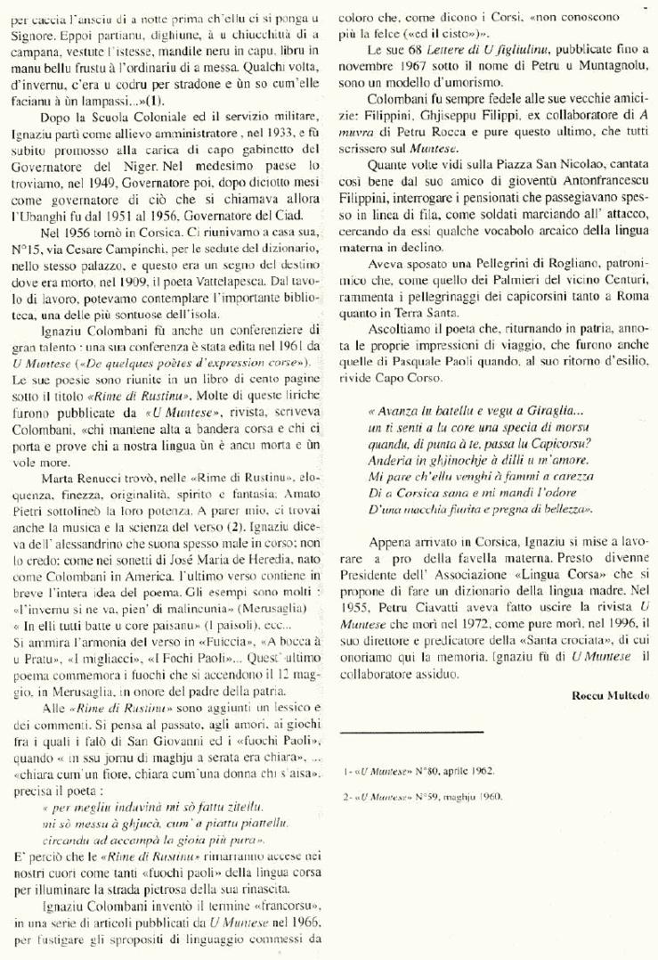 Ignaziu Colombani