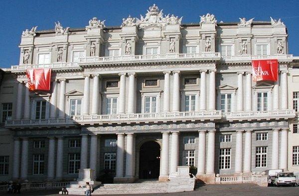 Genova : Palazzo Ducale