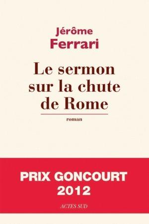 Il Goncourt in Corsica