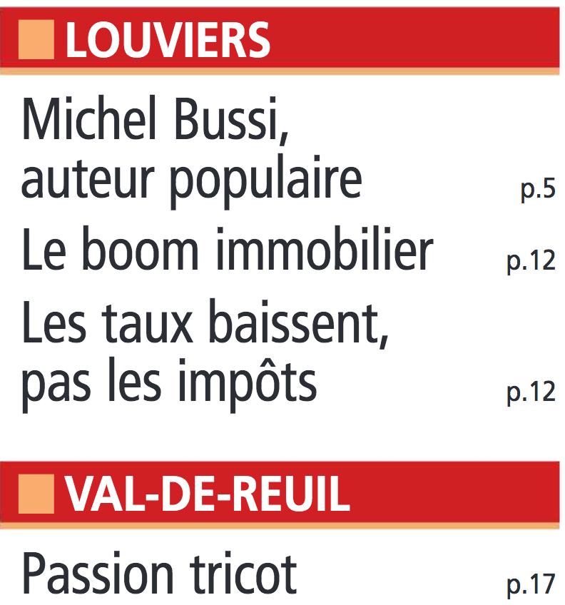 Conseil municipal : les impôts en hausse à Louviers