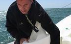 Route du Rhum : Jean Edouard percute une baleine