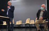 Cantonales : Jean Charles HOUEL chante l'union de la gauche !