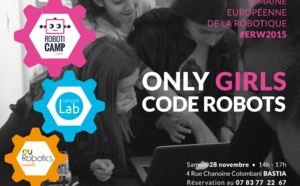 Only Girls Code Robots