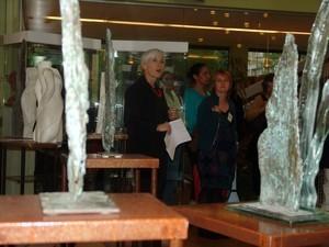 Exposition à l'Université Catholique d'Angers
