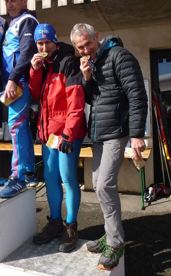 Championnat de France de Ski'Orientation