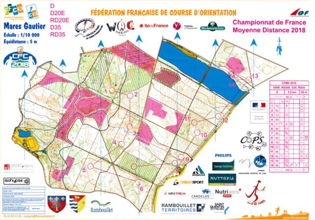 Championnat de France Moyenne Distance !