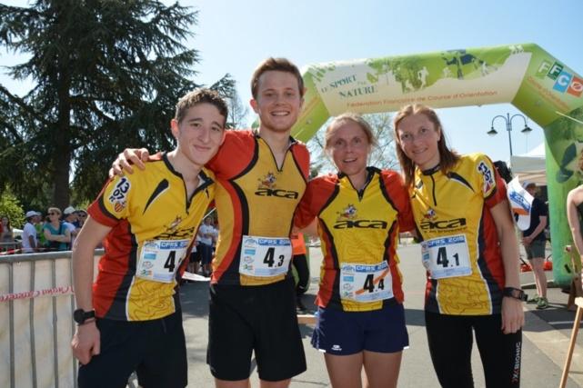 Championnat de France de Relais Sprint