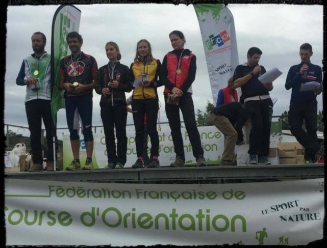 Championnat de France de Nuit de Course d'Orientation