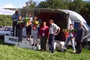 Vice Championne de France de Moyenne Distance