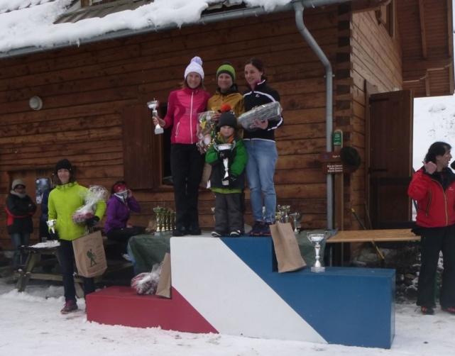 Snow trail Ubaye Salomon – Mon 1er vrai trail blanc !