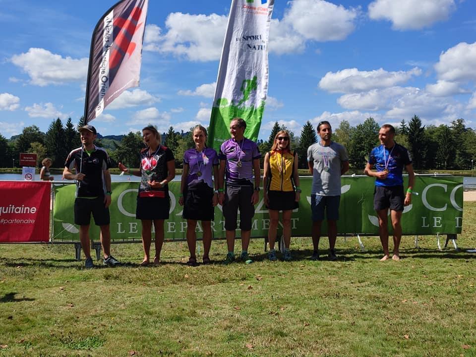 Et Médaille de bronze au Championnat de France Longue Distance !