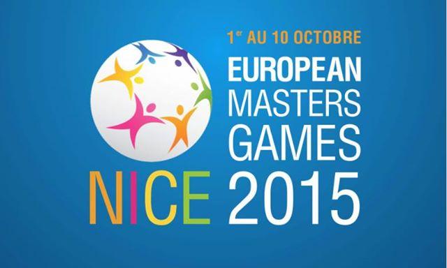 European Master Games 2015