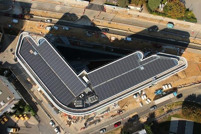 INSTALLATION EC Solar VELIZY (Cliquer sur photo)