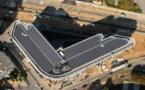 Uzège Énergie - EC Solar SAS réalisé le siège social d'EIFFAGE Immobilier à Vélizy. EC Solar SAS - EIFFAGE CONSTRUCTION - EIFFAGE ENERGIE
