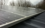 Chantier EC Solar Base kayak TORCY