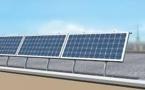 Garde corps photovoltaïque DANI ALU