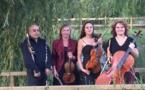 """Quatuor """"du vent dans les cordes"""" jeudi 22 novembre"""