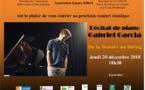 Concert classique jeudi 20 décembre