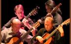 Quatuor Guitares Méditerranée jeudi 17 janvier